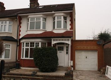 Thumbnail 4 bed end terrace house to rent in Hamilton Crescent, London