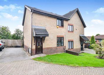 Thumbnail 2 bed semi-detached house for sale in High Hazles Drive, Huthwaite, Sutton-In-Ashfield, Nottinghamshire