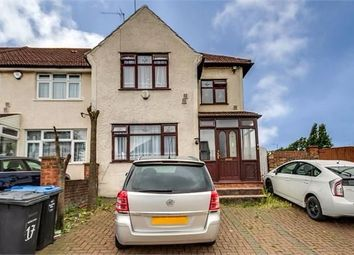 Thumbnail Semi-detached house for sale in Links Road, Neasden