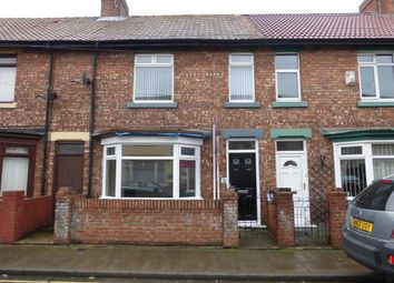 Thumbnail 3 bed property to rent in Alverstone Avenue, Hartlepool