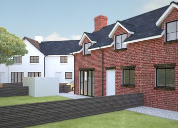 Thumbnail 3 bed semi-detached house for sale in Ashlett Road, Fawley, Southampton