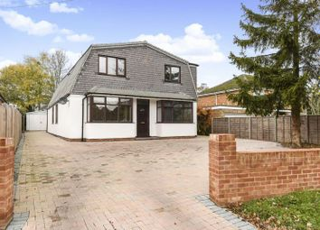 Thumbnail 4 bed detached house for sale in Jigs Lane North, Warfield, Bracknell