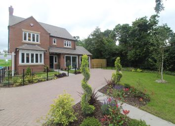 Thumbnail 4 bed detached house for sale in Plot 86 Cricketers' Meadow, Pontesbury, Shrewsbury