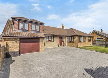 Thumbnail 4 bed bungalow for sale in Tylers Green Road, Crockenhill, Swanley