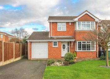 4 bed detached house to rent in The Parkway, Rushall, Walsall WS4