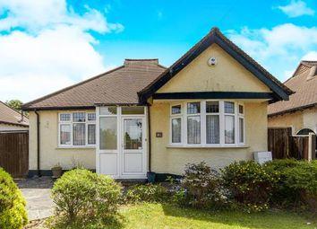 Thumbnail 2 bed bungalow for sale in Princes Avenue, Sanderstead, South Croydon, .