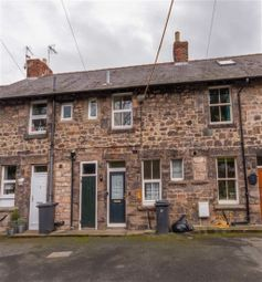 Thumbnail 2 bed terraced house to rent in Whitsun View, Wooler