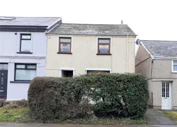 Thumbnail 3 bed semi-detached house for sale in Commercial Street, Ebbw Vale, Blaenau Gwent