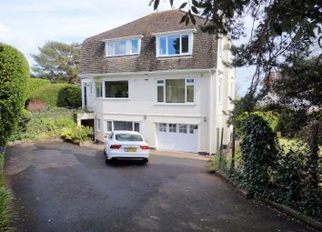 Thumbnail 5 bed detached house for sale in Oxlea Road, Torquay