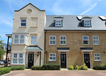 Thumbnail 3 bed town house for sale in Mackintosh Street, Bromley