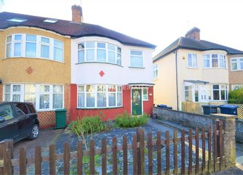 Thumbnail 3 bed semi-detached house for sale in Vineyard Avenue, London