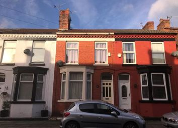 Thumbnail 3 bed terraced house for sale in Rosslyn Street, Aigburth, Liverpool