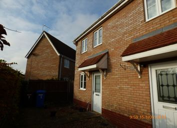 Thumbnail 2 bed semi-detached house to rent in Rushton Drive, Carlton Colville, Lowestoft