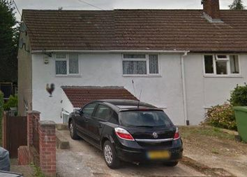Thumbnail 3 bed end terrace house for sale in Holtspur Avenue, Wooburn Green, High Wycombe