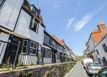 Thumbnail 4 bed terraced house for sale in High Street, Hastings, East Sussex.