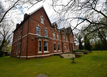 Thumbnail 1 bedroom flat to rent in Roseleigh Court, Heaton Moor, Stockport, Greater Manchester