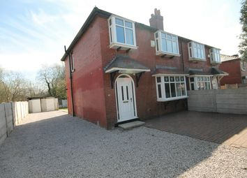 Thumbnail 3 bed semi-detached house for sale in George Street, Farnworth, Bolton