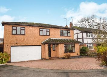 Thumbnail 5 bed detached house for sale in Blackwell Close, Wigston, Leicester, Leicestershire
