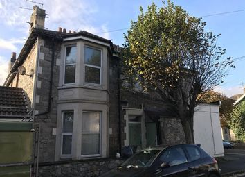 Thumbnail 3 bed flat to rent in Ellenborough Gardens, Whitecross Road, Weston-Super-Mare