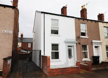 Thumbnail 2 bedroom end terrace house for sale in Nelson Street, Denton Holme, Carlisle, Cumbria