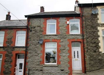 Thumbnail 3 bed terraced house for sale in Crosswood Street, Treorchy
