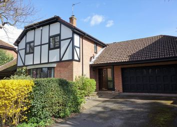 Thumbnail 4 bed detached house for sale in Foresters Gate, Blackfield, Southampton