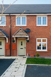Thumbnail 2 bed terraced house for sale in Carver Row, Saighton, Chester
