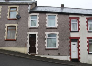 Thumbnail 3 bed terraced house to rent in Ely Street, Tonypandy