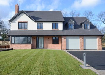 Thumbnail 5 bed detached house for sale in Brassington Lane, Old Tupton, Chesterfield
