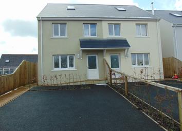 Thumbnail 3 bed semi-detached house for sale in Crug Yr Efydd, Crymych