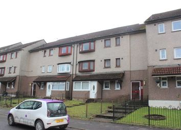 Thumbnail 2 bed flat for sale in Denmilne Street, Easterhouse, Glasgow