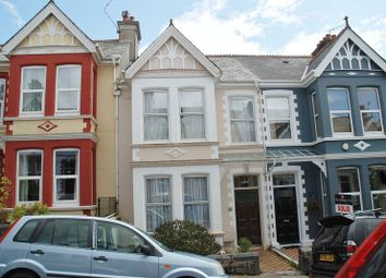 Thumbnail 2 bed terraced house to rent in Kingswood Park Avenue, Plymouth