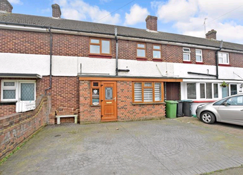 Thumbnail 3 bed terraced house for sale in Struttons Avenue, Gravesend