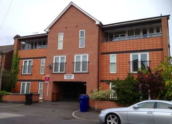 Thumbnail 2 bed flat to rent in Barons Court, Burton Upon Trent, Staffordshire