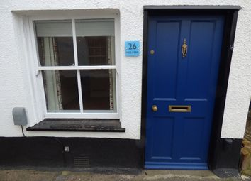 Thumbnail 3 bedroom cottage to rent in Higher Shapter Street, Topsham, Exeter