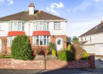 Thumbnail 3 bed semi-detached house for sale in Lloyd Avenue, Torquay