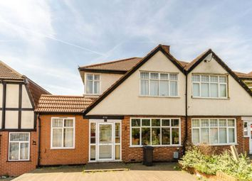Thumbnail 4 bed semi-detached house to rent in Kingston Road, Ewell, Epsom