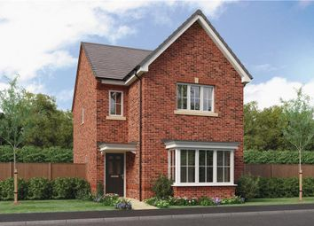 "Thumbnail 4 bed detached house for sale in ""Esk"" at Hastings Close, Chesterfield"
