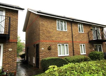Thumbnail 2 bed flat for sale in Armada Way, Chatham