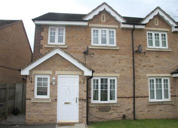Thumbnail 3 bedroom semi-detached house for sale in Yewdall Way, Bradford