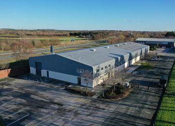 Thumbnail Light industrial to let in Unit 38, Zone Two, Drive B, Deeside Industrial Park, Deeside, Flintshire