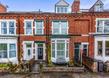 Thumbnail 5 bedroom terraced house for sale in Meersbrook Park Road, Meersbrook, Sheffield