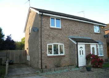 Thumbnail 3 bed semi-detached house for sale in Foxhill Drive, Glen Parva, Leicester