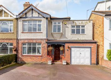 Thumbnail 5 bed semi-detached house for sale in Fordbridge Road, Ashford, Surrey