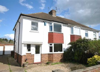 Thumbnail 3 bed semi-detached house for sale in Firtree Walk, Abington, Northampton