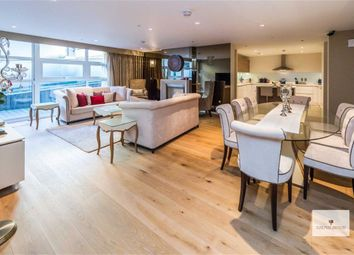 Thumbnail 3 bed flat for sale in Salem Road, London