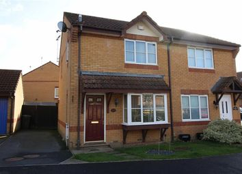 Thumbnail 2 bedroom semi-detached house for sale in Wester-Moor Drive, Roundswell, Barnstaple