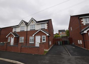 Thumbnail 3 bed semi-detached house for sale in Beechwood Drive, Prenton