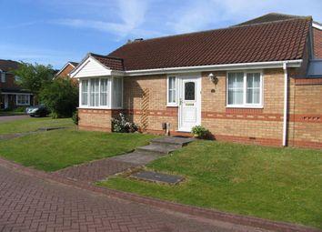 Thumbnail 2 bedroom detached bungalow to rent in St. Albans Close, Bracebridge Heath, Lincoln