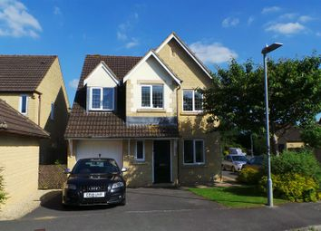 Thumbnail 4 bedroom detached house for sale in Riverside Drive, Chippenham